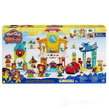 Play-Doh Town il Centro Città (B5868EU4)