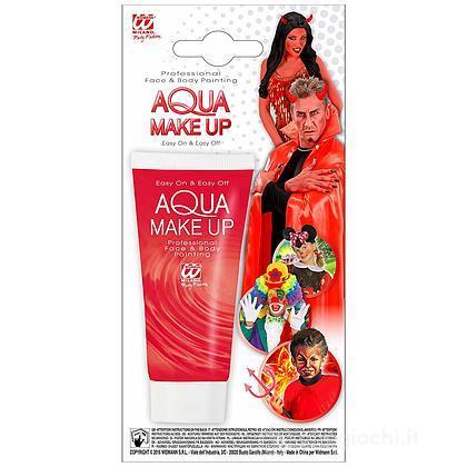 Aqua Make Up Rosso in Tubo 30 Ml