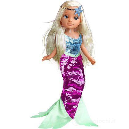 Nancy un Giorno da Sirena - Bambola subacquea (700014762)