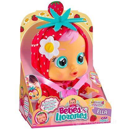 Cry Babies Tutti Frutti Ella Fragola (93812)