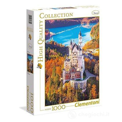 Puzzle 1000 Castello Neuschwastein 39382