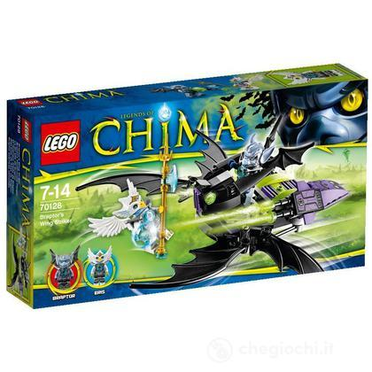 Il Pipistrello d'Assalto di Braptor - Lego Legends of Chima (70128)