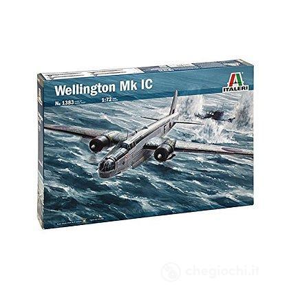 Aereo Wellington Mk IC 1/72 (IT1383)