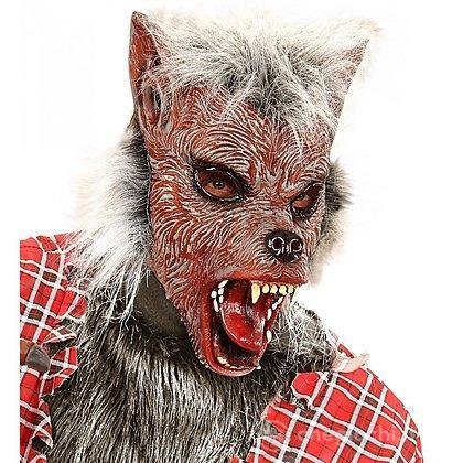 Maschera Uomo Lupo (00383)