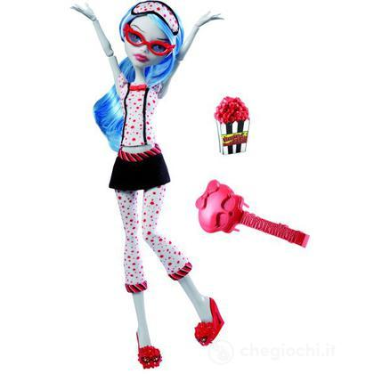 Monster High Doll notti da paura - Ghoulia Yelps (T7973)