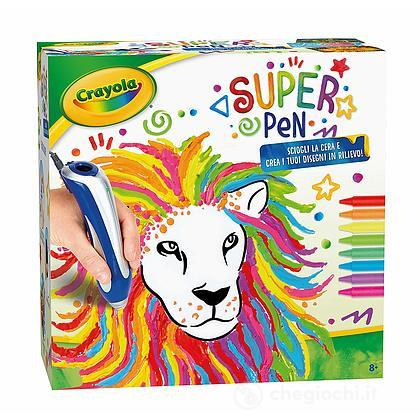 Super Pen Crayola (25-0384)