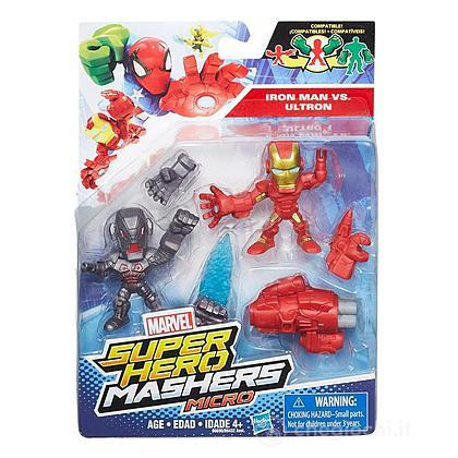 Hero Masher Micro Iron Man Vs Ultron