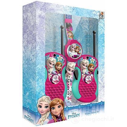 Frozen Walkie Talkie e orologio (20485962)