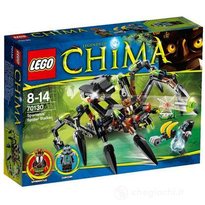 Il Ragno Predatore di Sparratus - Lego Legends of Chima (70130)