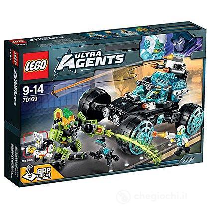 Pattuglia segreta - Lego Ultra Agents (70169)