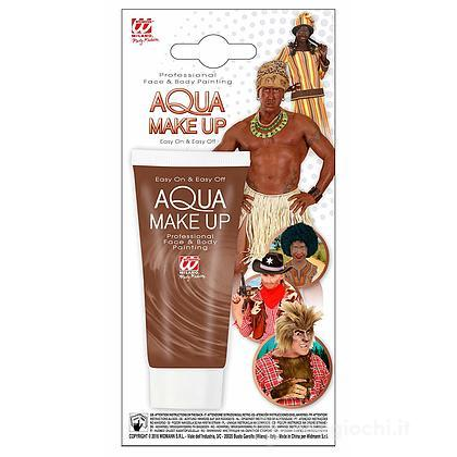 Aqua Make Up Trucco Marrone in Tubo 30 Ml