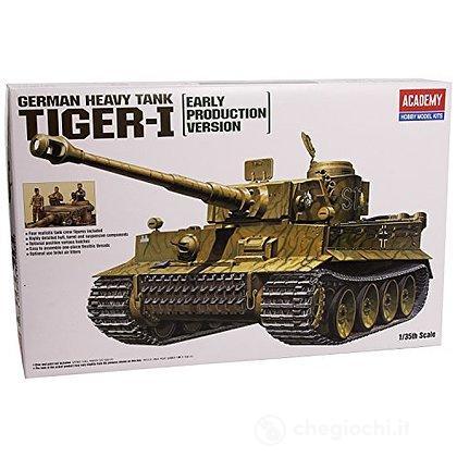 Carro Armato TIGER I WWII TANK 'EXTERIOR MODEL' 1/35 (AC13264)