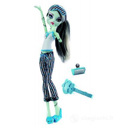 Monster High Doll notti da paura - Frankie Stein (T7975)