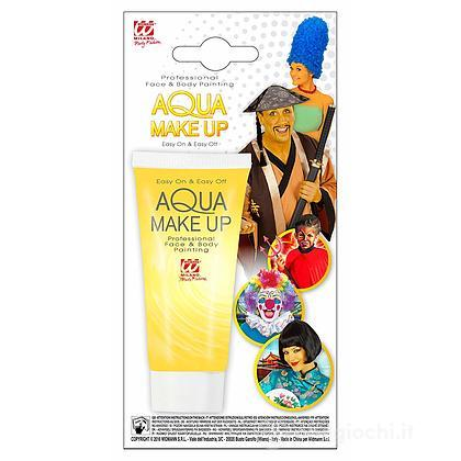 Aqua Make Up Trucco Giallo in Tubo 30 Ml