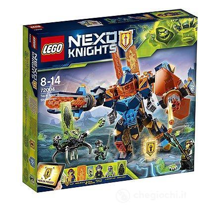 Resa dei conti con il mago - Lego Nexo Knights (72004)
