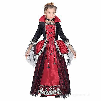 Costume Vampiressa 8-10 anni