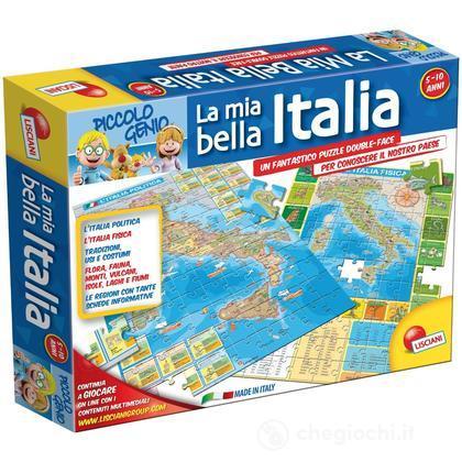 Piccolo Genio Edupuzzle Italia (43873)