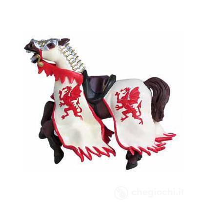 Cavallo re drago rosso (39388)