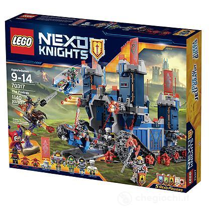 Fortrex - Lego Nexo Knights (70317)
