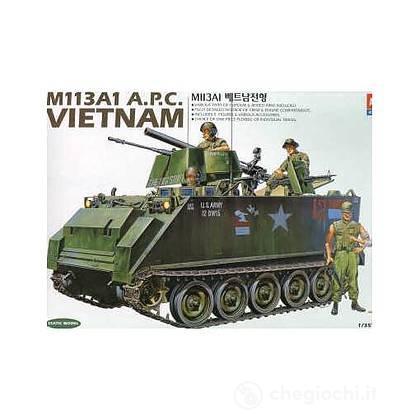 Carro Armato M-113A1 APC VIETNAM. Scala 1/35 (AC13266)