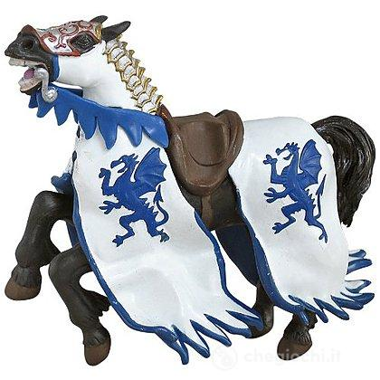 Cavallo re drago blu (39389)