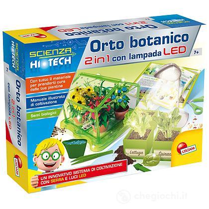 Scienza Hi Tech Orto Botanico 2 In 1 Led (63895)