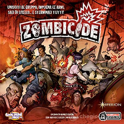 Zombicide. Box of Zombies. Murder of Crowz. Espansione per Zombicide