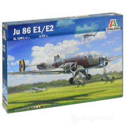 Aereo JU 86 E-1/E-2 1/72 (1391)