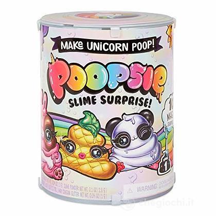 Poop Pack Polvere Refill. Unicorno Slime Colorati, Glitterati e Profumati. Modelli Assortiti (PPE01000)