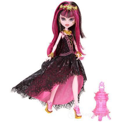 Draculaura - Monster High Festa da paura 13 desideri (Y7703)