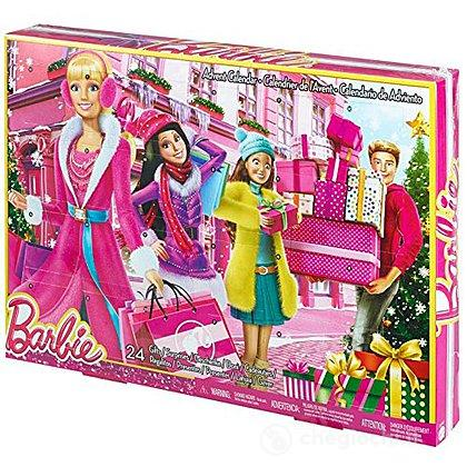 Calendario Avvento di Barbie