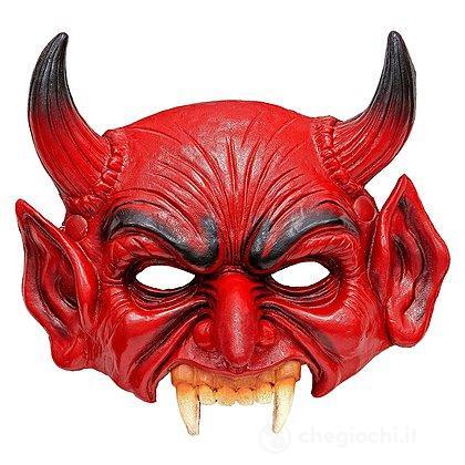 Maschera Diavolo senza mento