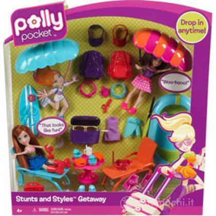 Polly Pocket -  amiche d'avventure (W1772)