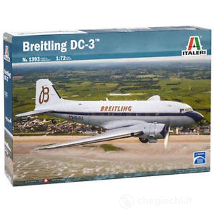 Dc 3 Aereo Breitling 1 72it1393Italeri Ygyvf67Ibm