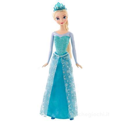 Elsa Frozen Bambola Scintillante (CFB73)