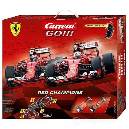 Pista Red Champions (20062394)