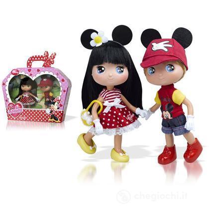 I Love Minnie Boy & Girl (700010394)