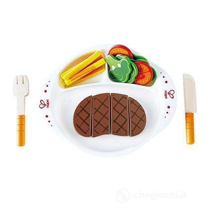 Pranzo prelibato - Piatto e cibo (E3141)