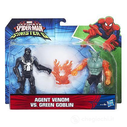Agent Venom Vs Green Goblin