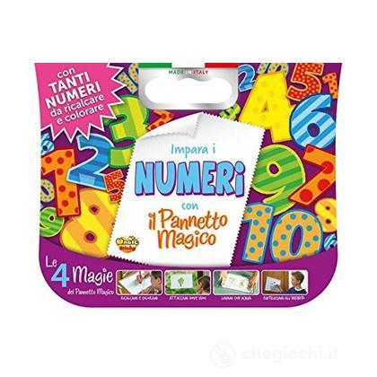 Creative Panetto Magico Numeri Num1