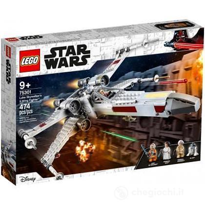 Wing Fighter di Luke Skywalker - Lego Star Wars (75301)