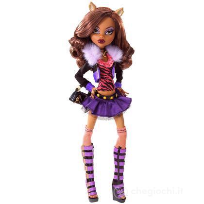 Monster High Doll - Clawdeen Wolf (N5947)