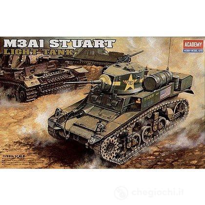 Carro armato M3 A1 Stuart U.S 1/35 (AC13269)