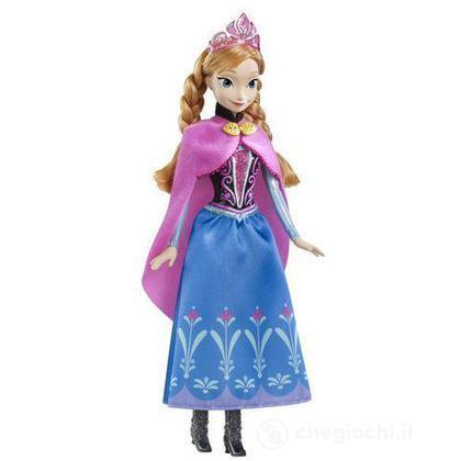Anna Principessa Scintillante Frozen (Y9958)