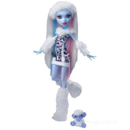 Monster High Doll - Abbey Bomina (V9788)