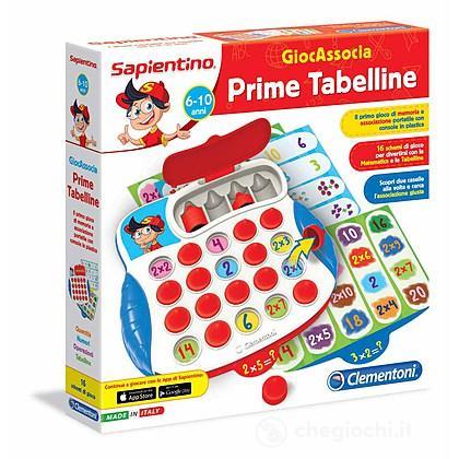 Sapientino Prime Tabelline