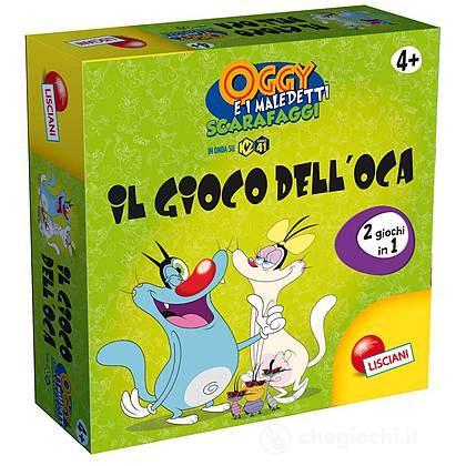 Oggy E I Maledetti Scarafaggi Gioco Dell'Oca