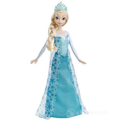 Elsa Principessa Scintillante Frozen (Y9960)