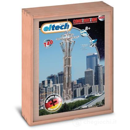 Costruzione 400 - Torre Needle in scatola legno (ET100400)