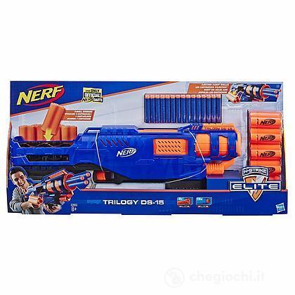 Fucile Nerf Elite Trilogy DS 15 (E2853)